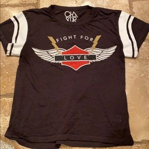 Chaser Fight For Love T-shirt